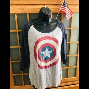 Marvel T-shirt $3 with any purchase